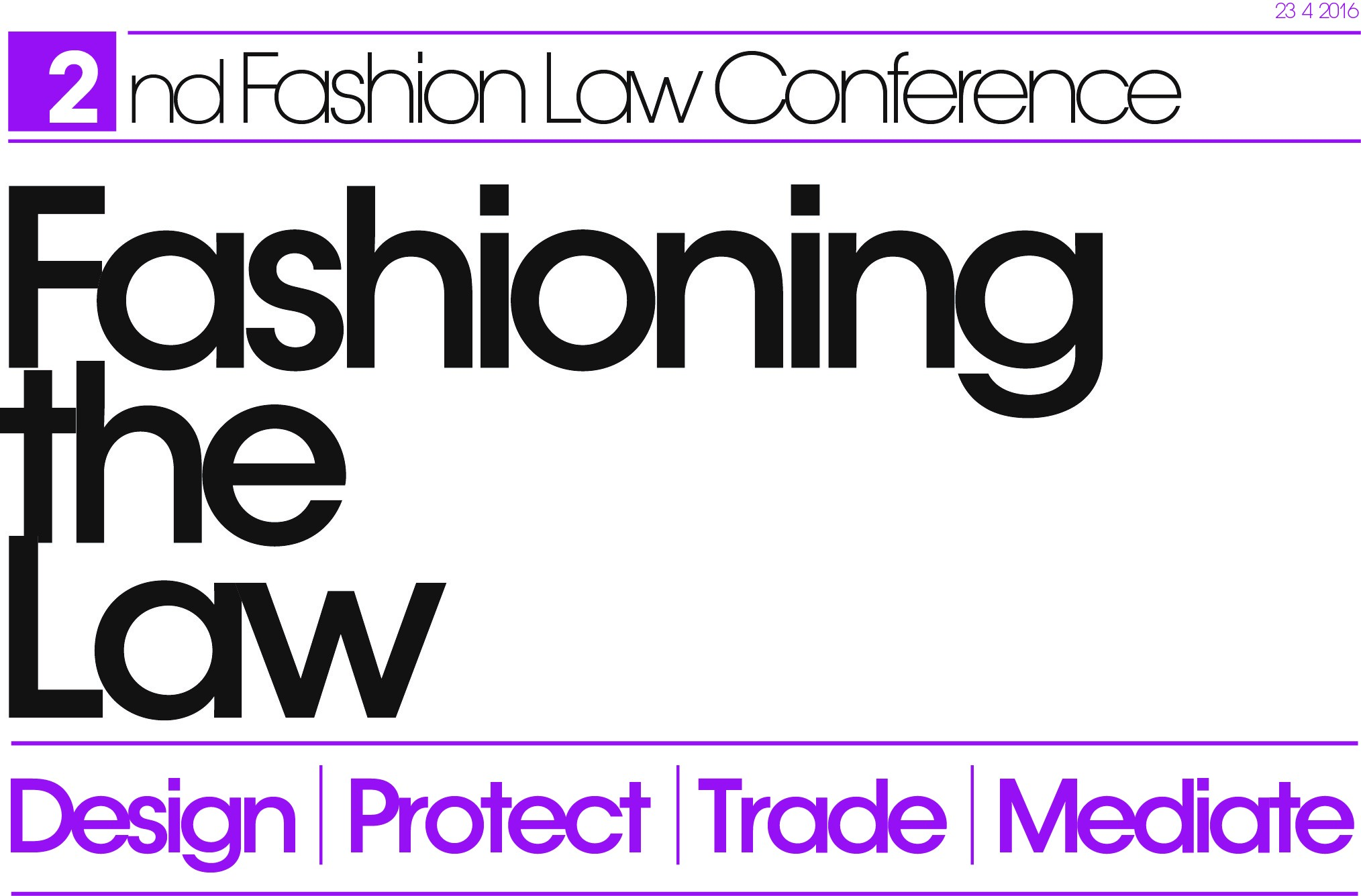 2 fashioning the law